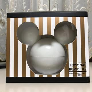ディズニー(Disney)のディズニー 卓上加湿器 新品(加湿器/除湿機)
