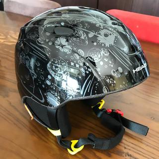 ヘッド(HEAD)の美品 スノーボード ヘルメット ジュニア HEAD ヘッド(アクセサリー)