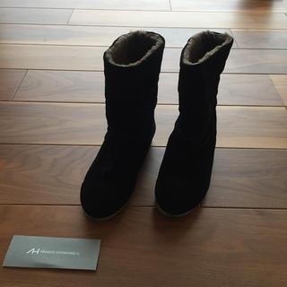 オゥバニスター(AU BANNISTER)のオゥバニスターのブーツ(ブーツ)