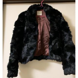 クーカイ(KOOKAI)のKookai ラビットファー コート(毛皮/ファーコート)