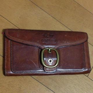 コーチ(COACH)のお財布とボーダー(財布)