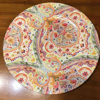 ザラホーム(ZARA HOME)の化粧皿 33センチ ZARA HOME(食器)