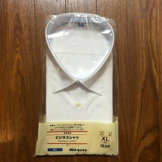 MUJI (無印良品) - 新品未開封品 無印良品 ビジネスシャツ XL ワイシャツ