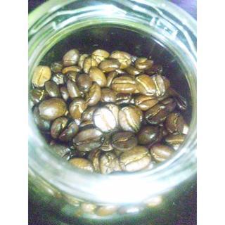 手網情熱焙煎コーヒー豆200gさっぱりタイプ(コーヒー)