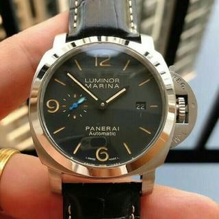 オフィチーネパネライ(OFFICINE PANERAI)のパネライ PANERAI ルミノールマリーナ スモールセコンド オートマ 腕時計(腕時計(アナログ))