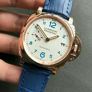 オフィチーネパネライ(OFFICINE PANERAI)のPANERAI ルミノールドゥエ3デイズ オートマティックアッチャイオ(腕時計(アナログ))