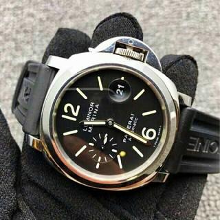 オフィチーネパネライ(OFFICINE PANERAI)の◆PANERAI パネライPAM00005 ルミノールマリーナ自動巻き 腕時計(腕時計(アナログ))