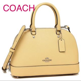 d4e58917a86c コーチ(COACH)の💖COACH ミニ シエラ サッチェル ショルダーバッグ(ショルダーバッグ)
