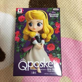 ディズニー(Disney)のQposketオーロラ姫(フィギュア)