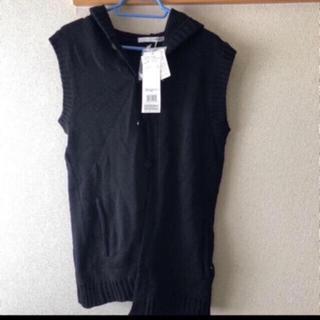 エービーエックス(abx)のabx ニットベスト タグ付き未使用 セーター(ニット/セーター)