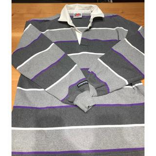バーバリアン(Barbarian)のバーバリアン  ラガーシャツ  XL(ポロシャツ)