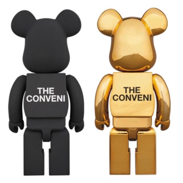 BE@RBRICK THECONVENI fragmentdesign 400% エンタメ/ホビーのフィギュア(その他)の商品写真