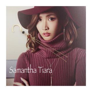 サマンサティアラ(Samantha Tiara)のSamantha Tiara 紗栄子 コラボ ピアス(ピアス)