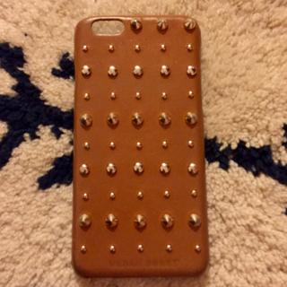 アーバンボビー(URBANBOBBY)のURBANBOBBY iPhone6、6sケース  キャメル(iPhoneケース)