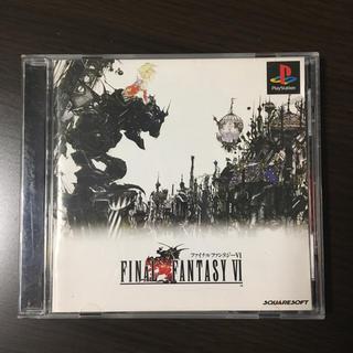 PlayStation - ファイナルファンタジー6