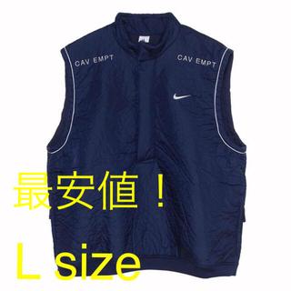 ナイキ(NIKE)の最安値! 即発送可能 NIKE LAB x C.E. Cav Empt vest(ベスト)