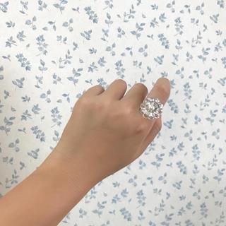 ロキエ(Lochie)の再∞販 chandelier flower ring(リング)
