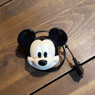 ディズニー(Disney)のガラケー 充電器 ミッキー ディズニー(バッテリー/充電器)