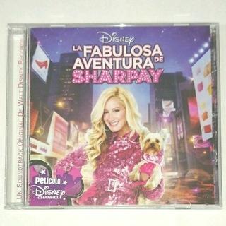 ディズニー(Disney)の『La Fabulous Adventure De Sharpay』CD 輸入盤(ポップス/ロック(洋楽))