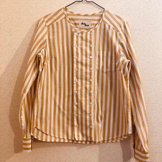 クスクス(kuskus)のストライプシャツ(シャツ/ブラウス(長袖/七分))