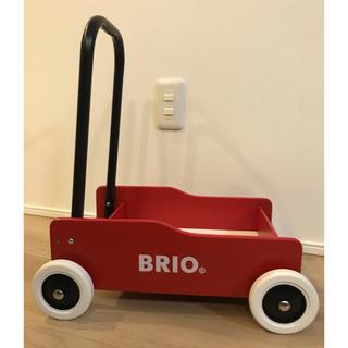 ブリオ(BRIO)のBRIO限定カラー 手押し車(手押し車/カタカタ)