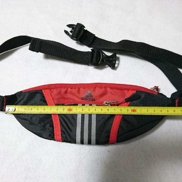 adidas(アディダス)のadidas ウエストポーチ メンズのバッグ(ウエストポーチ)の商品写真