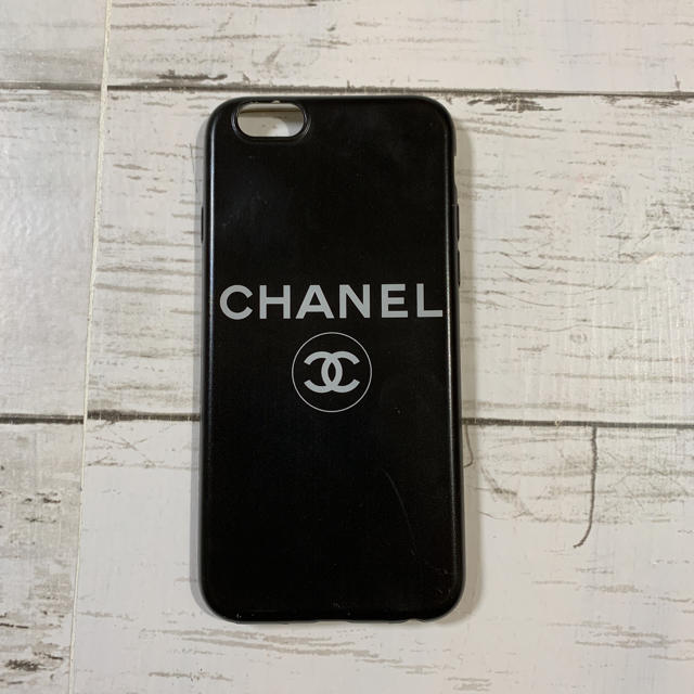 moschino アイフォーン7 ケース メンズ 、 CHANEL - CHANEL iPhoneケースの通販 by Nami's shop|シャネルならラクマ