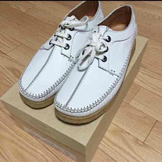 ビームス(BEAMS)のweaver 新品 靴(スリッポン/モカシン)