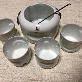 ハクサントウキ(白山陶器)の【未使用】白山陶器 焼酎セット (食器)