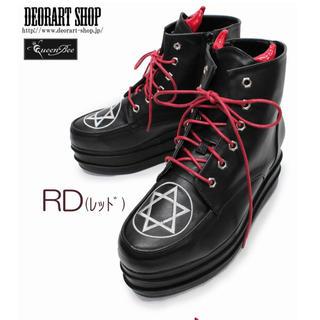 ディオラート(Deorart)の未使用レアメンズサイズ26.5リトルデビルブーツ(ブーツ)