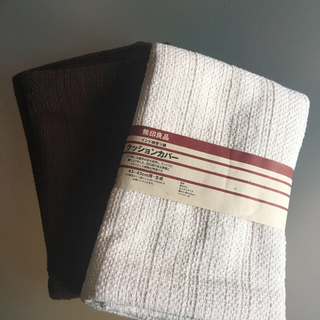 ムジルシリョウヒン(MUJI (無印良品))のクッションカバー 無印良品(クッションカバー)