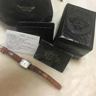 オロビアンコ☆本革腕時計レディース
