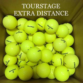 ツアーステージ(TOURSTAGE)の5.《送料無料》80個 EXTRA DISTANCE カラーロストボール(その他)