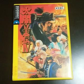 コーエーテクモゲームス(Koei Tecmo Games)の太閤立志伝4 KOEI(PCゲームソフト)