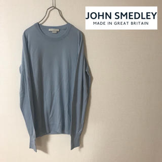 ジョンスメドレー(JOHN SMEDLEY)の【casual】JOHN SMEDLEY ニット ジョンスメ ノールコア 良色(ニット/セーター)