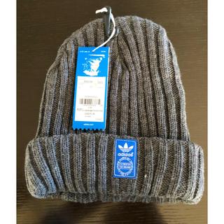 アディダス(adidas)のアディダス ニット帽(ニット帽/ビーニー)