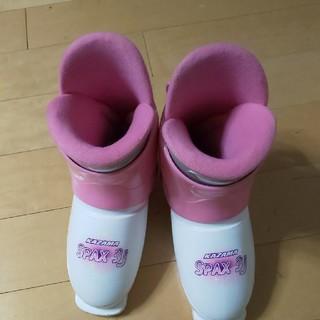 スキー靴 21センチ(ブーツ)