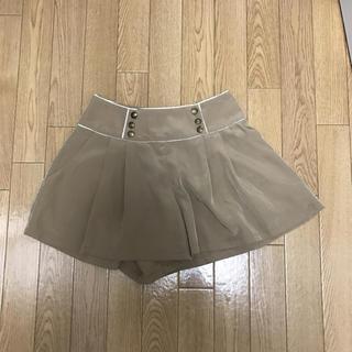 セルフポートレイト(SELF PORTRAIT)のキュロットスカート(ミニスカート)