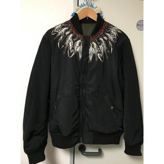 ジャックローズ(JACKROSE)のJackRose MA-1ジャケット 両面着用(中身は綿)(ブルゾン)