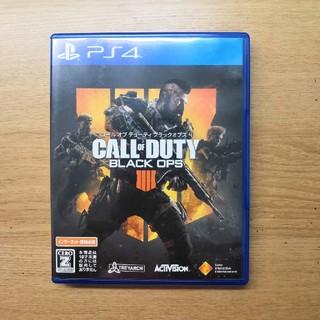 プレイステーション4(PlayStation4)のコールオブデューティ ブラックオプス4 BO4 PS4 (家庭用ゲームソフト)