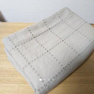MUJI (無印良品) - 無印良品 麻綿アイレット 多用布 新品