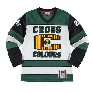 クロスカラーズ(CROSS COLOURS)のcrossclours 24K ブルーノマーズ ホッケージャージ(ミュージシャン)