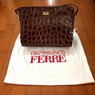 ジャンフランコフェレ(Gianfranco FERRE)のGIANFRANCO FERRE  ジャン・フランコ・フェレ ショルダー バッグ(ショルダーバッグ)