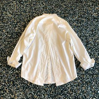 チープマンデー(CHEAP MONDAY)の美品CHEAP MONDAY チープマンデー デザインシャツ XS ブラウス(シャツ/ブラウス(長袖/七分))