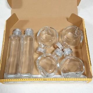 たかとわ様専用      ハーバリウム用ボトル 6本詰め合わせ(その他)
