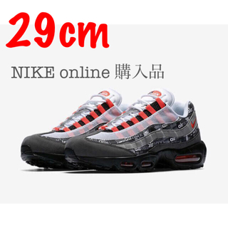 ナイキ(NIKE)のNIKE  AIR MAX'95 We Love NIKE PRNT 新品 (スニーカー)