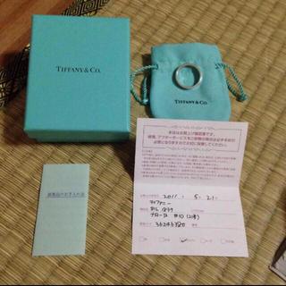 ティファニー(Tiffany & Co.)の〔激安〕正規品 ティファニーリング(リング(指輪))