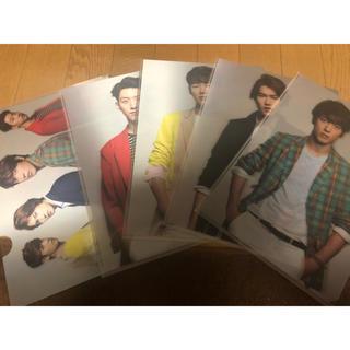 シーエヌブルー(CNBLUE)のCNBLUE クリアファイル(K-POP/アジア)