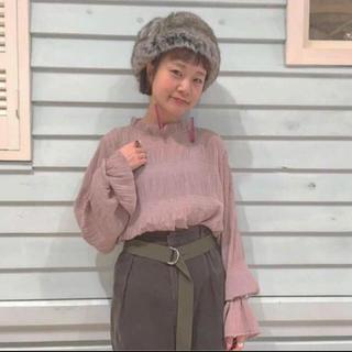 カスタネ(Kastane)のカスタネ ロシアン帽(その他)