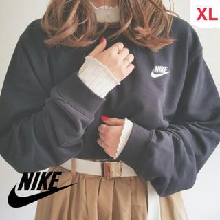 ナイキ(NIKE)のナイキ★ブラックXL スウェット トレーナー(スウェット)